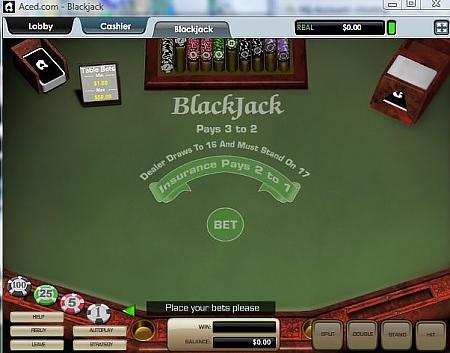 Casino blackjack como jugar